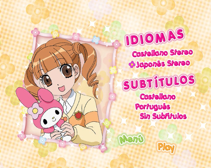 Onegai My Melody: Serie Completa (2005) DVD9 PAL ...