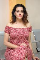 Diksha Panth in a Deep neck Short dress at Maya Mall pre release function ~ Celebrities Exclusive Galleries 114.JPG