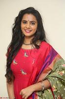 Manasa in Pink Salwar At Fashion Designer Son of Ladies Tailor Press Meet Pics ~  Exclusive 63.JPG
