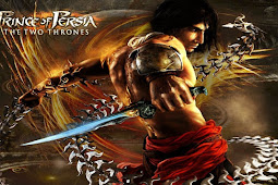 Free Download Game Prince of Persia The Two Thrones for Computer PC or Laptop