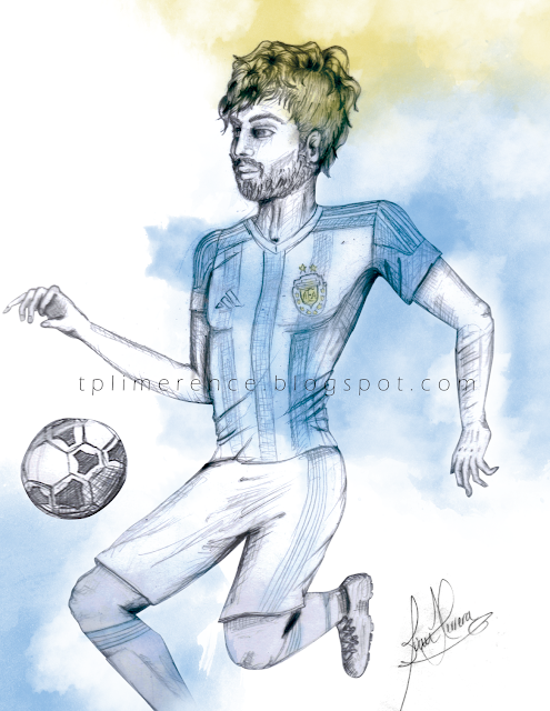 Argentinian football player...what am I doing?