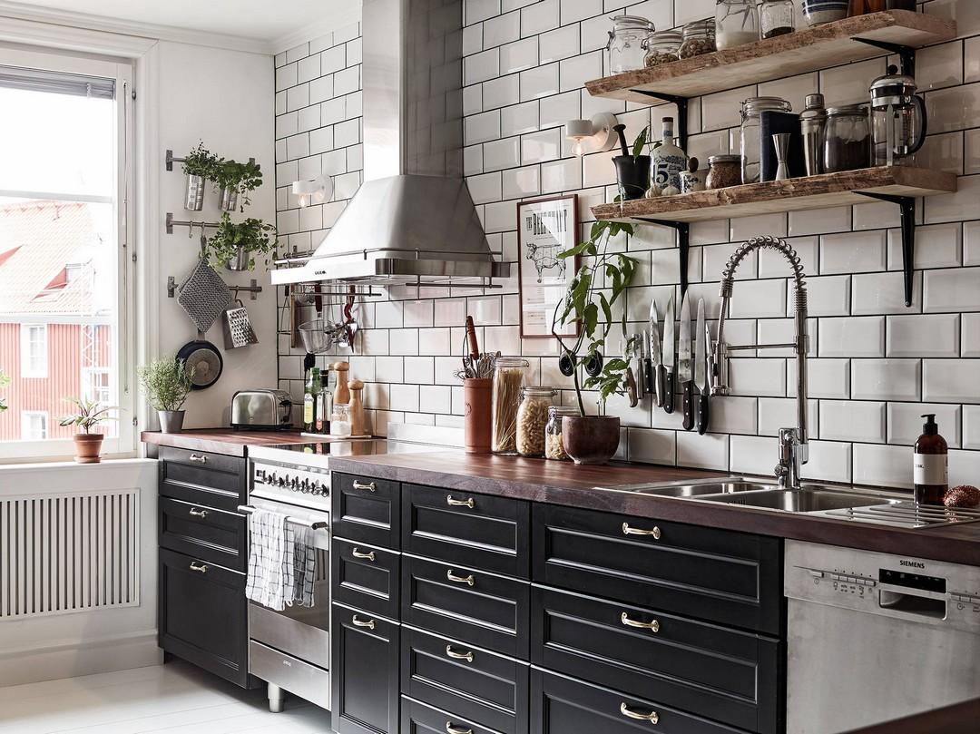 D couvrir l 39 endroit du d cor accueillante cuisine for Decouvrir cuisine