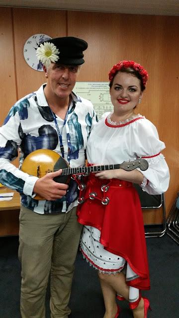 Russische Folklore