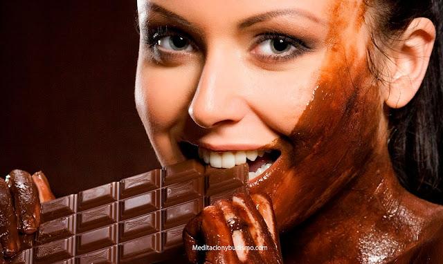 Baja de peso comiendo chocolate dicen científicos alemanes