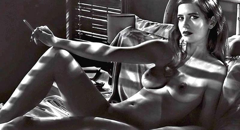 Eva Green nua em filmes e séries
