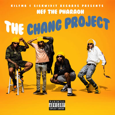 Nef The Pharaoh - The Chang Project - Album Download, Itunes Cover, Official Cover, Album CD Cover Art, Tracklist