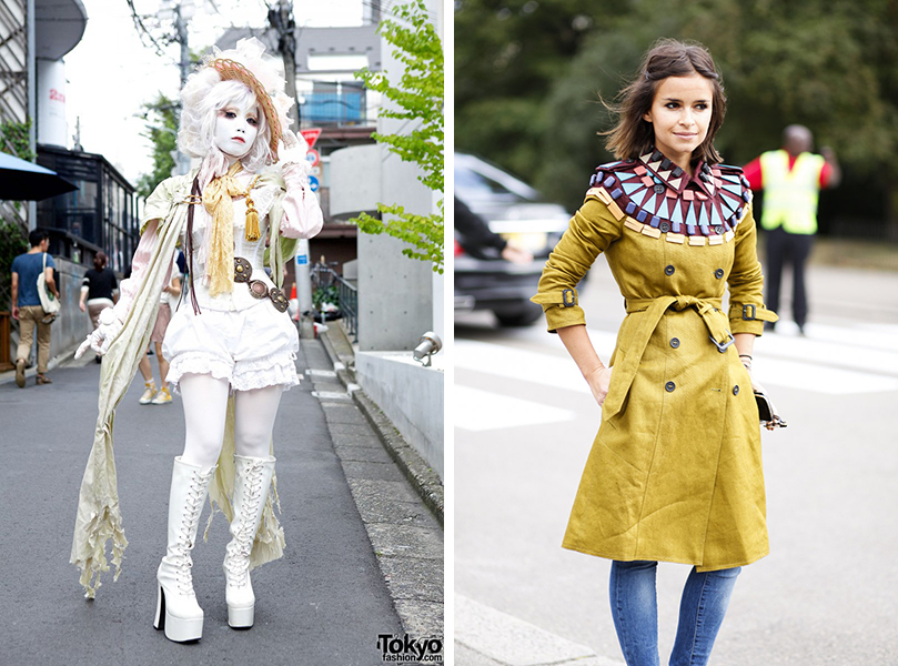 Japanese Street Fashion Styles