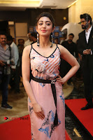 Actress Pranitha Subhash Pos in Short Dress at SIIMA Short Film Awards 2017 .COM 0136.JPG