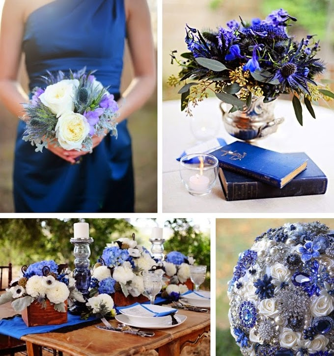 Unique Color Inspiration For Your Spring Wedding