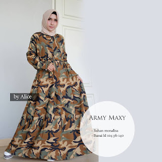 army maxy by alice
