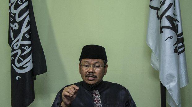 Soal Pembakaran Bendera Tauhid, Ismail Yusanto: Kemendagri Sudah Klarifikasi itu Bukan Bendera HTI
