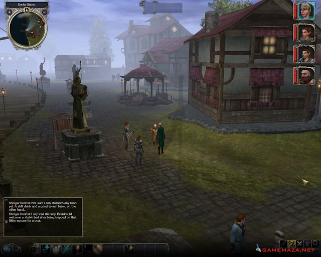 Neverwinter Nights 2 Gameplay Screenshot 3