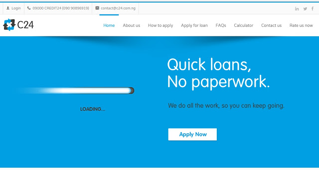 10 Websites That Give Quick Online Loans In Nigeria