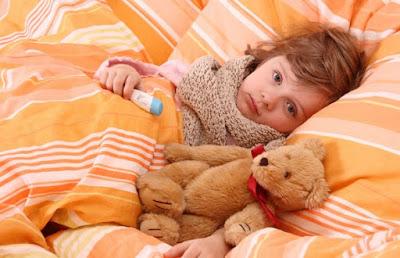 9 Tips Mengobati Radang Tenggorokan Pada Anak Bayi Secara Alami Dan Tradisional