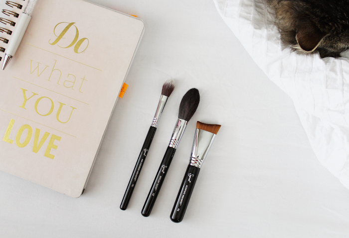 Sigma Beauty Highlight  Brushes review