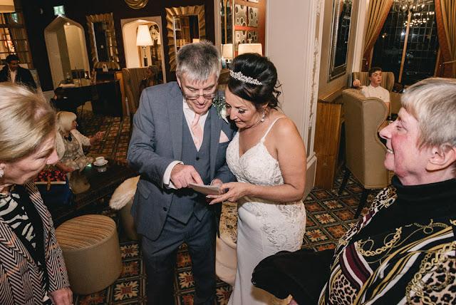 A cosy winter wedding at the Plough and Harrow in Birmingham   byGarazi   Birmingham Wedding Photographer  