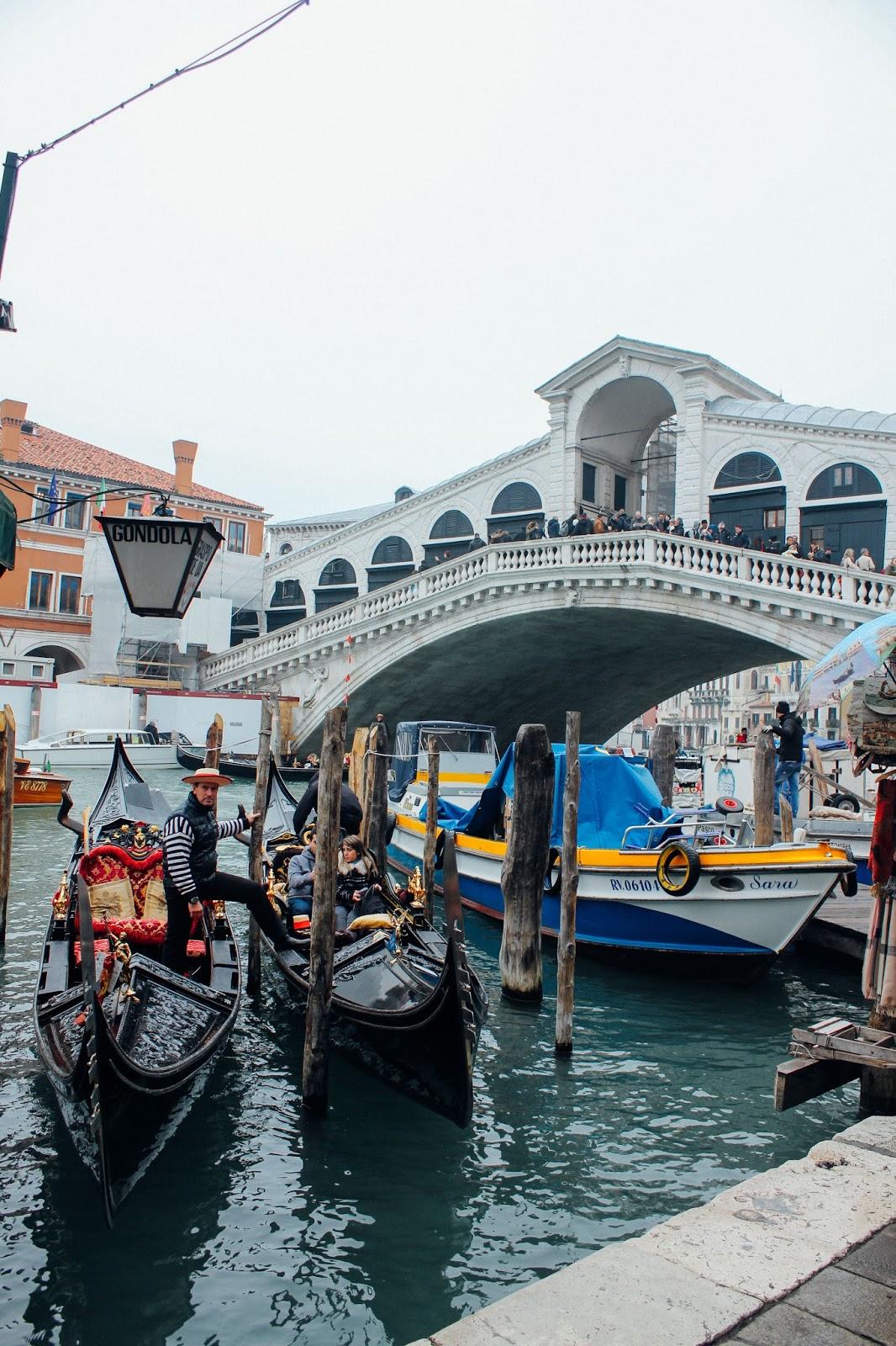 2 days in Venice, Italy
