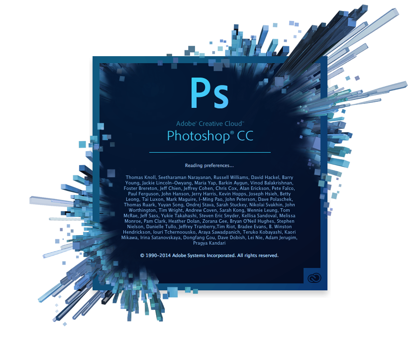 Adobe Adobe Photoshop CC (2014) (64-bit)