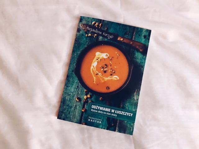 Odżywianie w łuszczycy - spotkanie z autorką książki w Warszawie
