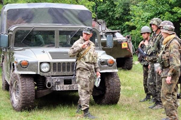 HMMWV M1097A2 3305 Р1
