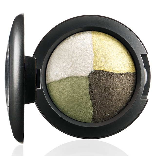 MAC Mineralize eye shadow In the Meadow review Vancouver blogger