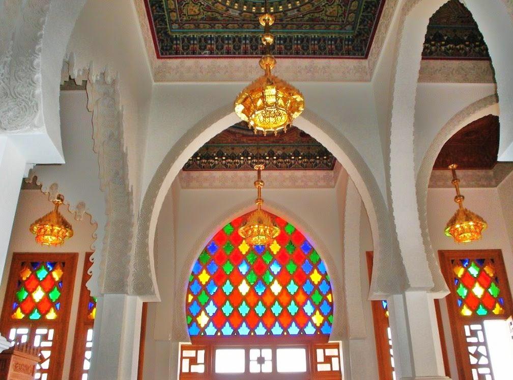 Desain Interior Masjid | Desain Properti Indonesia
