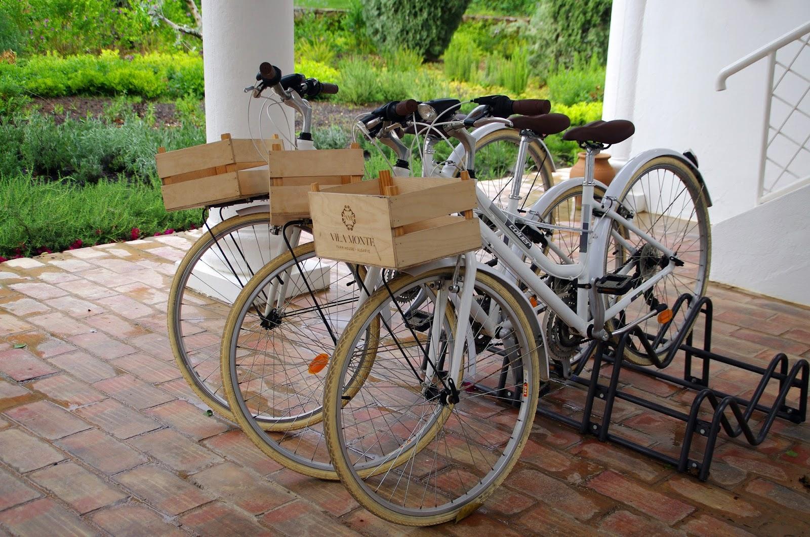 Vila Monte Farm House Portugal Bicycles