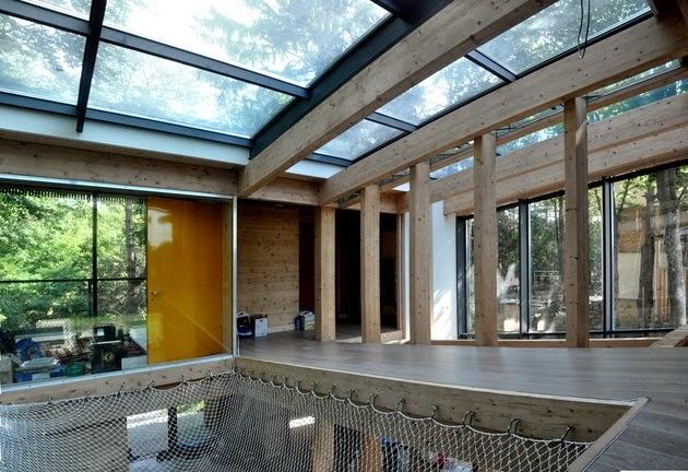 Rumah Yang Dirancang Untuk Hunian Hemat Energi Rancangan Rumah Yang Dirancang Untuk Hunian Hemat Energi