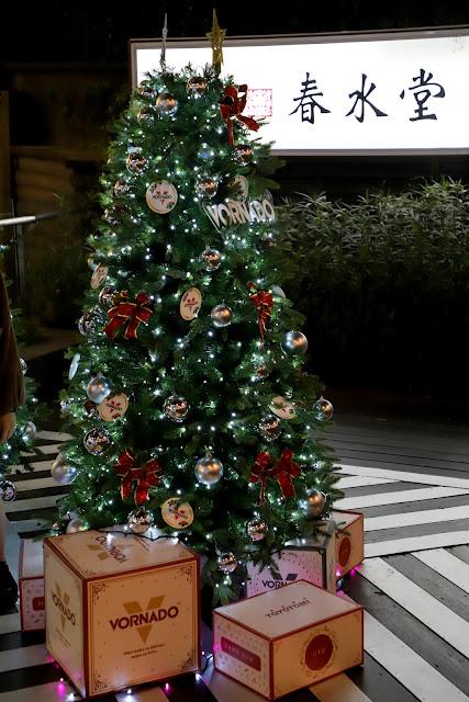2019台北耶誕 新光三越 Fancy Xmas 耶誕奇幻旅程.萬花筒耶誕樹