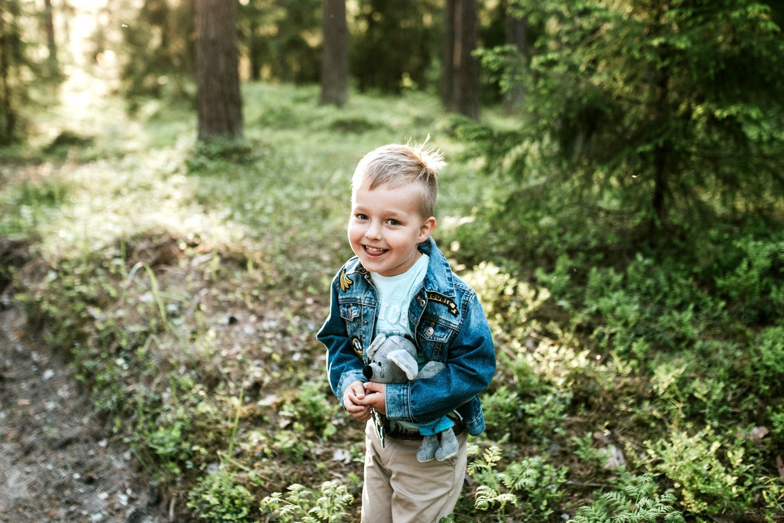 toddler outfit denim jacket