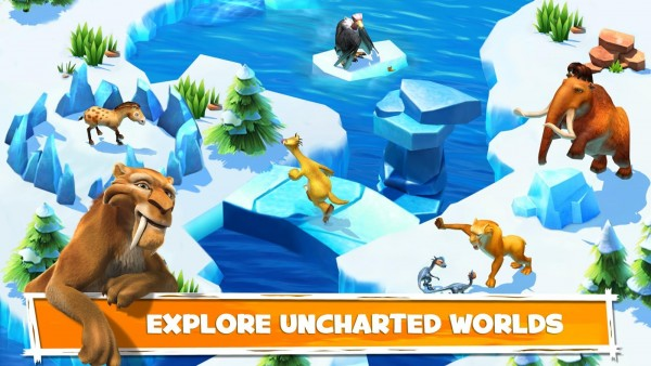 Ice Age Adventures Game Free Download