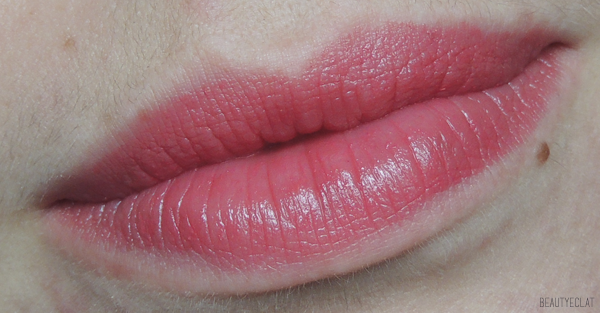 revue avis test estee lauder rouge a levres pure color envy shine
