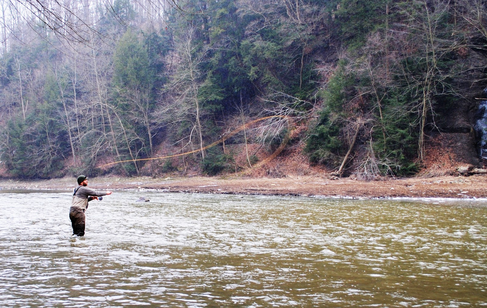 Steelhead Alley Outfitters- Lake Erie Fly Fishing Guide