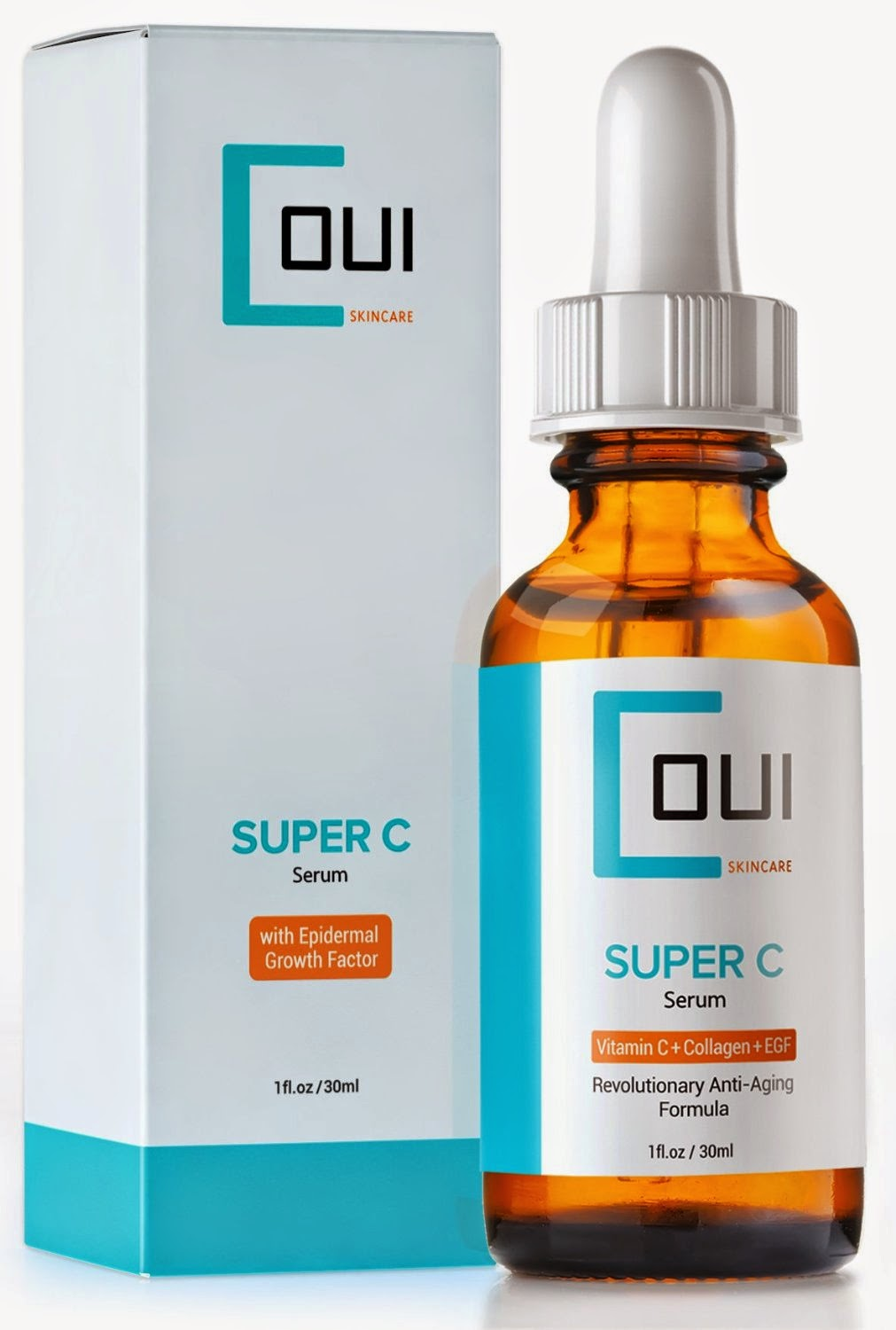 COUI Skincare Super C Serum