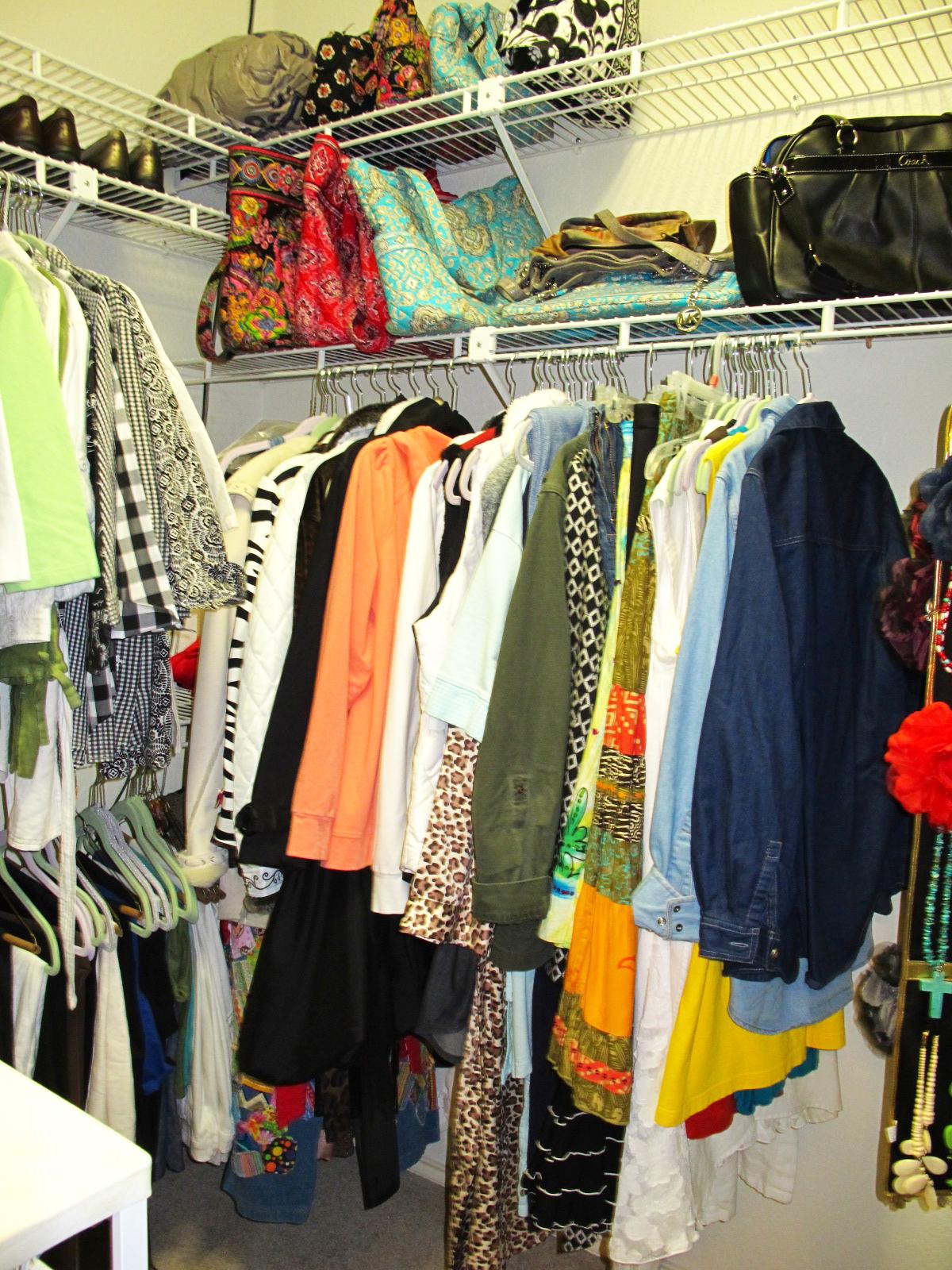 Business Closet Spring 2012