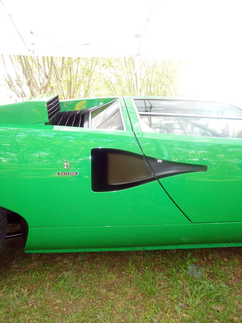 El Blog De Test Del Ayer Lamborghini Countach Lp 400