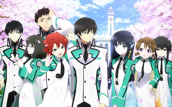 The Irregular at Magic High School (Mahouka Koukou no Rettousei) - Top Anime Overpower (Main Character Strong from the Beginning)