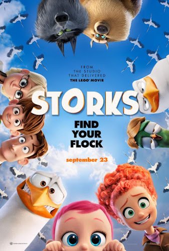 Storks (BRRip 720p Dual Latino / Ingles) (2016)