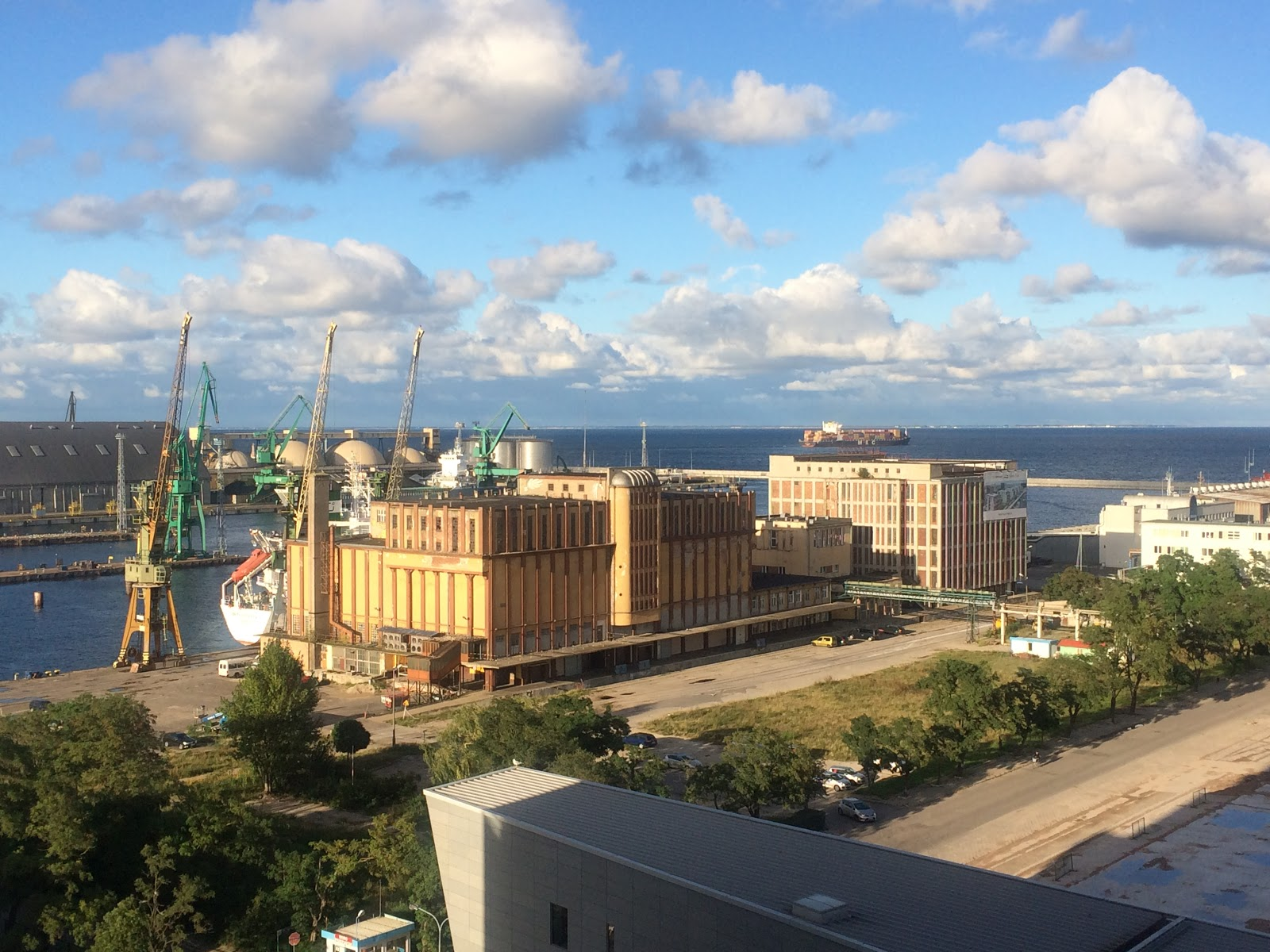Pocztówka z Gdyni / chodźcie na Instagram!