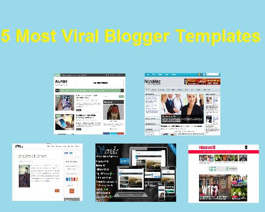 free-blogger-templates