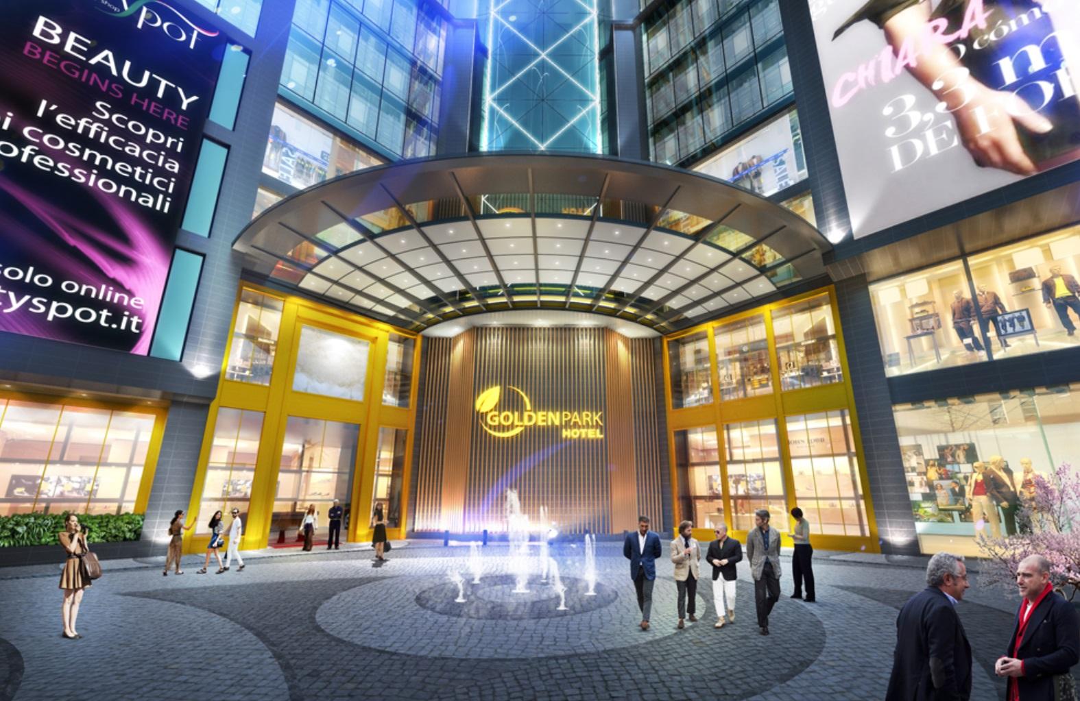 Golden Park Tower cao thuộc top 10 tại Hà Nội
