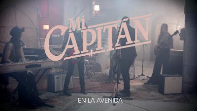 MI CAPITAN presenta el videoclip del single EN LA AVENIDA, segundo adelanto de su nuevo disco SM