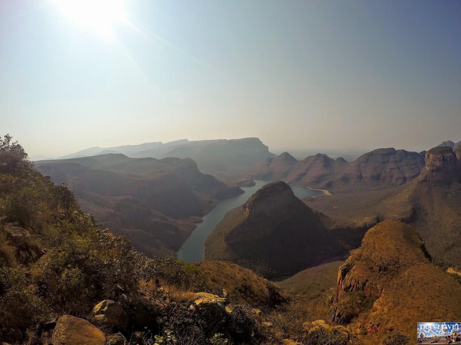 Afrique du Sud Blyde River Canyon