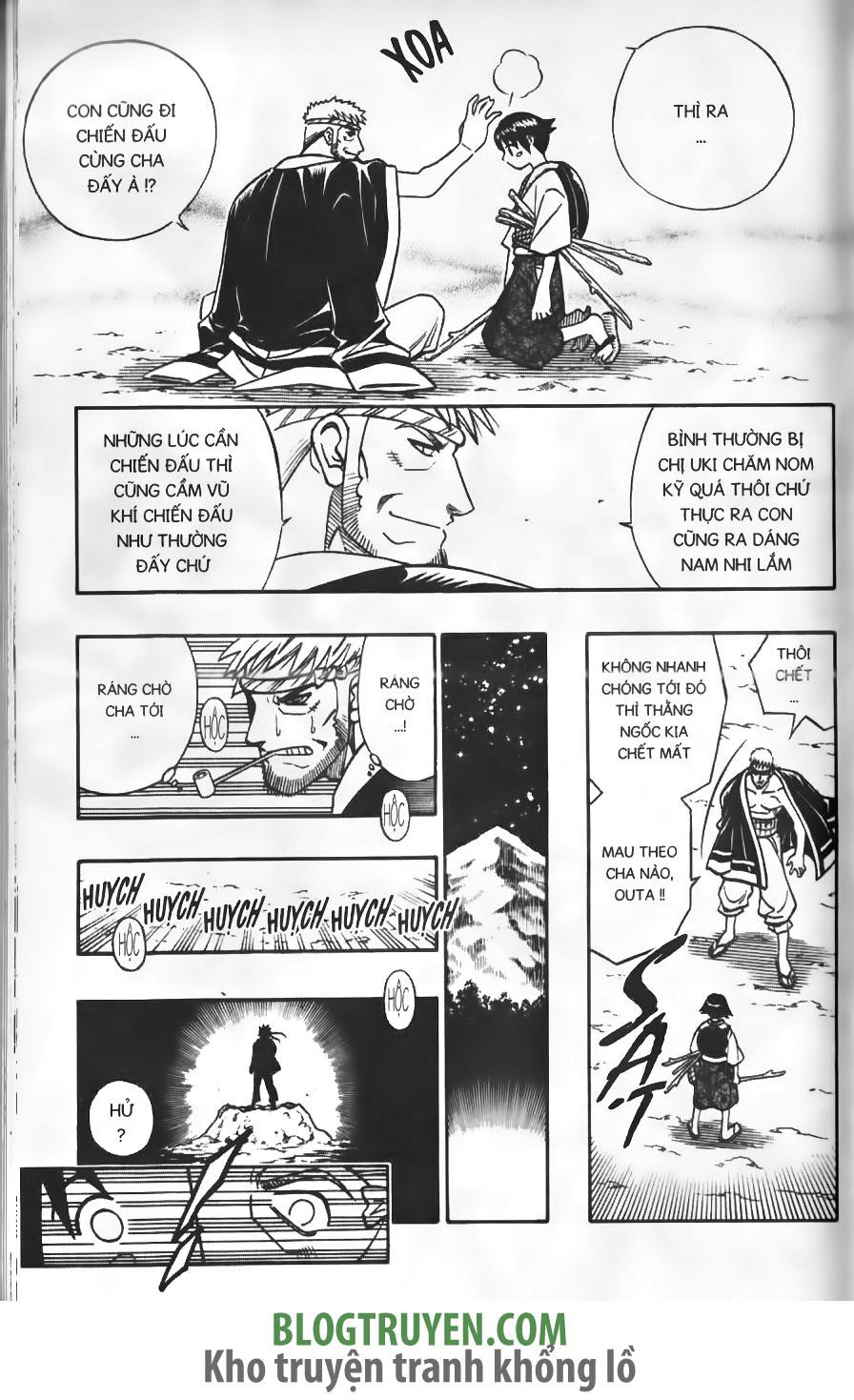 Rurouni Kenshin chap 233 trang 17