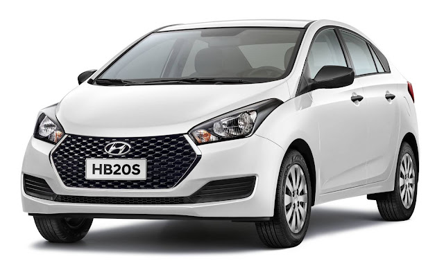 Hyundai HB20 2019 Unique