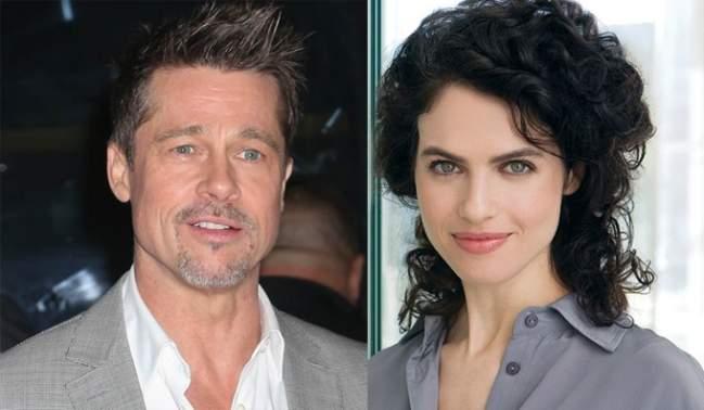 Brad Pitt say đắm nữ giáo sư xinh đẹp và tài giỏi Neri Oxman - Ảnh 3