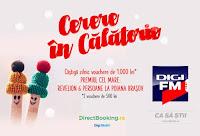 Castiga premii de 1000 de lei zilnic si un super revelion in Poiana Brasov