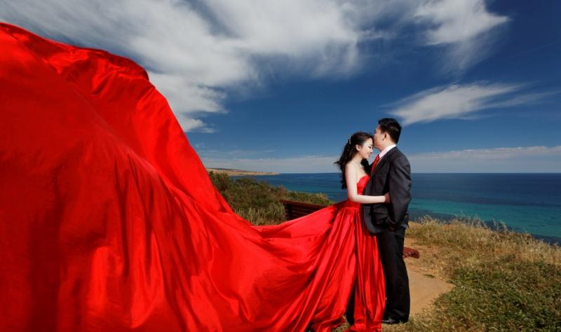 Foto Prewedding Jogja Dengan Lokasi Alam Dan Pegunungan: 11 Tema Pre-wedding (Pra-wedding) Unik, Menarik, Cantik