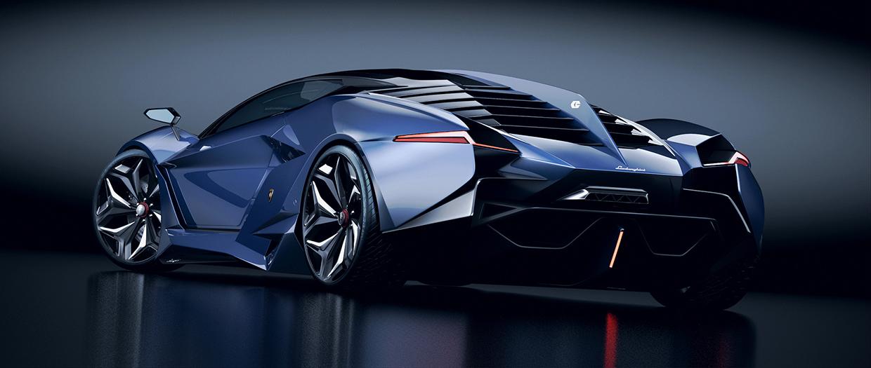 Image Gallery Lamborghini 2017 Concept