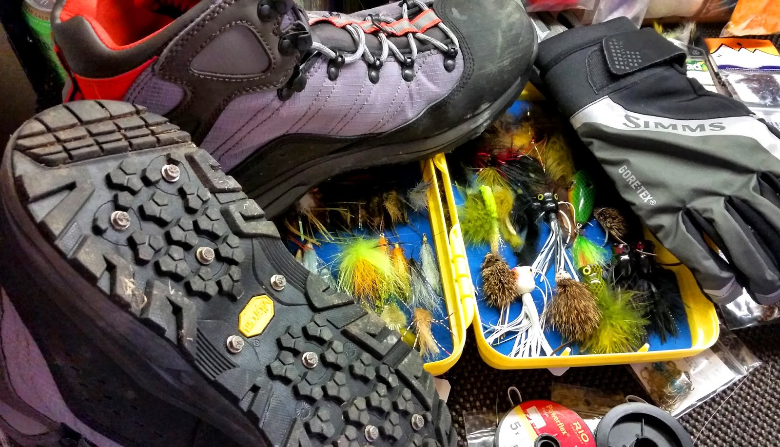 Gorge Fly Shop Blog Simms Vapor Wading Boot Review